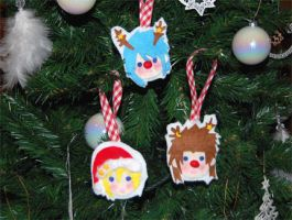 BBS Tree Decorations by knil-maloon