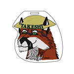 Takeshi hat badge by axemnas