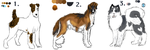 Closed  Canine Adopts   The Feral Packs   WTA by Cirrue
