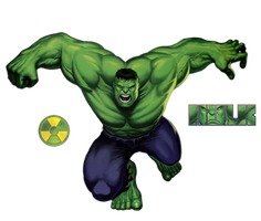 Incredible Hulk by CaptainJackHarkness