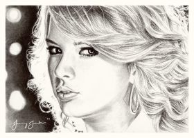 Taylor Swift by thewholehorizon
