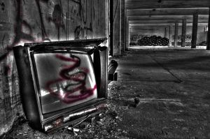 wanna watch tv? by Tschisi