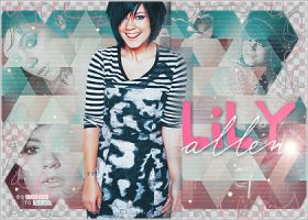 Lily Allen by BarbraGolba