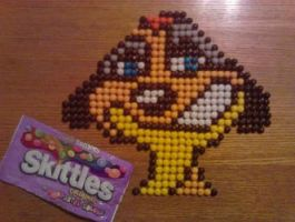 Skittle Timon by Jdh813