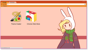 Fionna TN [Theme Google] by TutosNatiSUB