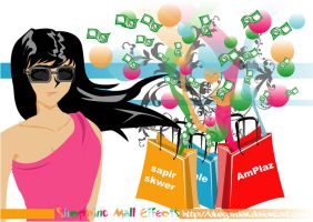 Shopping Mall Effects by BLUEgarden