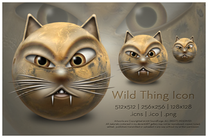 Wild Thing Icon by SoundForge