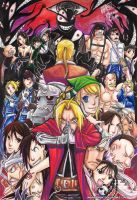 FMA:War Declared by cherubchan