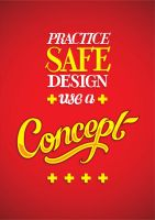 Practice Safe Design by grafficjam