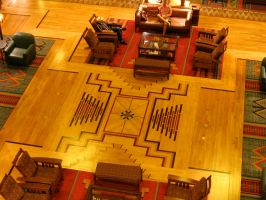 Wilderness Lodge Upstairs 8 by AreteStock
