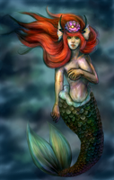 Under the Sea by Haychel