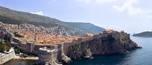 Dubrovnik Old Town by Irreality