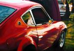 Red car by thomassaliot