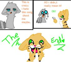 Cloud: i hate this song shot me maybe? by TitaniumJayfeather
