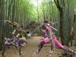 Ninjas of the Bamboo Forest by Stylistic86