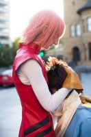 You were the one I saw first - FLCL by Mostflogged
