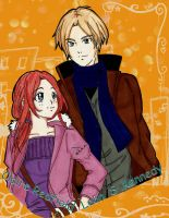 Leon and Claire : Guia by LeonandClaireBSAA