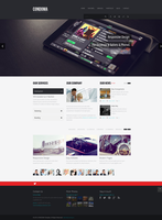 Condoma a MultiPurpose Elegant Business Theme by the-webdesign