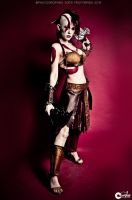 She Kratos: God Of War Ascension by ferpsf