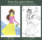 Meme: Before and After by Teymar