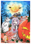 CT: Halloween Forunth by kinouchi