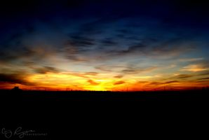 Vivid Lubbock Sunset 2 by creynolds25