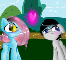 .:Request:. Dolly and Kenny. by StrangeMoose