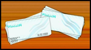Business Card 2 by F3rk3S
