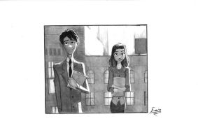 Paperman by LightvsRight