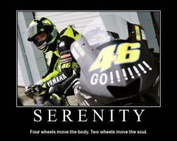 Motorbike Posters-Serenity by Eccles116