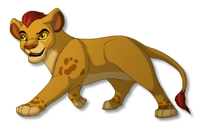 The Lion Guard by Jayie-The-Hufflepuff