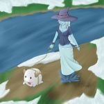 Walking the Poro by Doujio