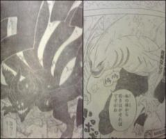Naruto 471 spoiler pics by Thecmelion