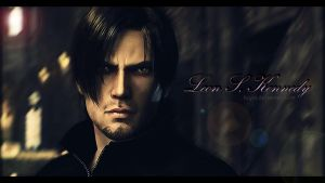 Leon S. Kennedy -v2 by Keyre