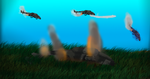 PAC Gunships by UselessCore