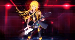 MMD Lily - She Likes Rock N Roll by LonYLonY