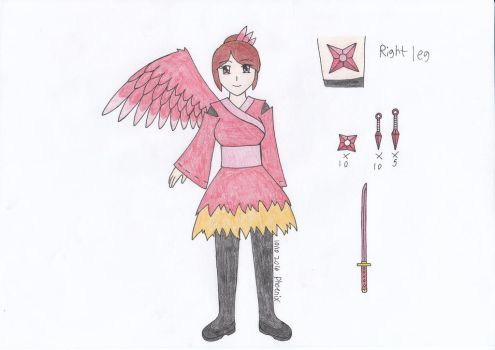 Ruby Aura Original by PhoneixThefirebird