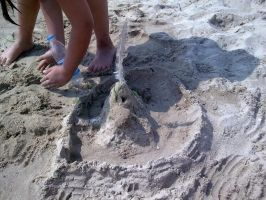 Sand Castle by peppy-heppy