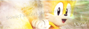 Classic Tails Banner by Starlight-Sonic