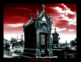 cemetary by Artenis
