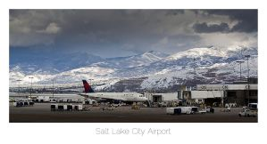Salt Lake City Airport by AlexMarshall
