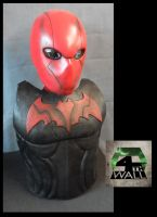 Red Hood Armour by 4thWallDesign
