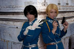 Dogs of the military - Fullmetal Alchemist by Artemisia-Amore