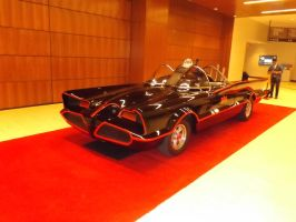 The Batmobile I by Neville6000