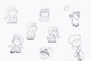South Park : Return of the doodles by Eeryl