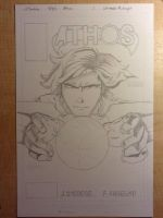 Athos Cover Pencils by JCSMultimedia