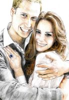 William and Kate by Fandias