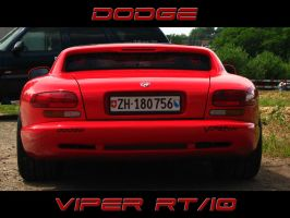 Dodge Viper III by AmericanMuscle