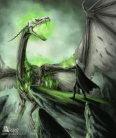 Raising of dragonlich by Azany