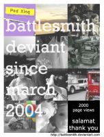 thanks 2000 by battlesmith